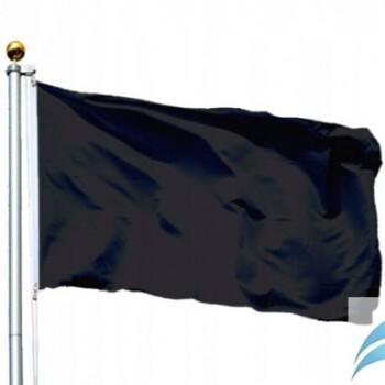 czarna flaga
